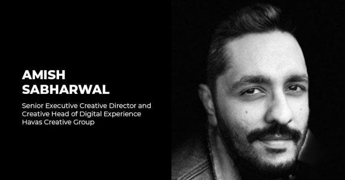 Amish Sabharwal Havas Creative Group