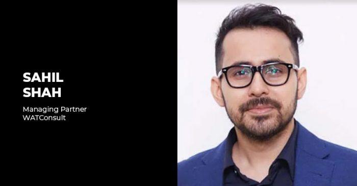 Sahil Shah, Managing Partner, WATConsult