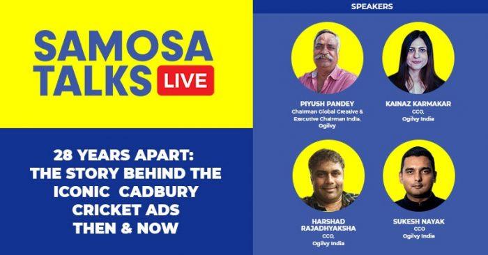 Samosa Talks: Cadbury Cricket Ad 2021