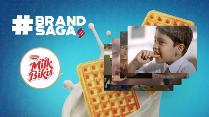 Milk Bikis advertising journey