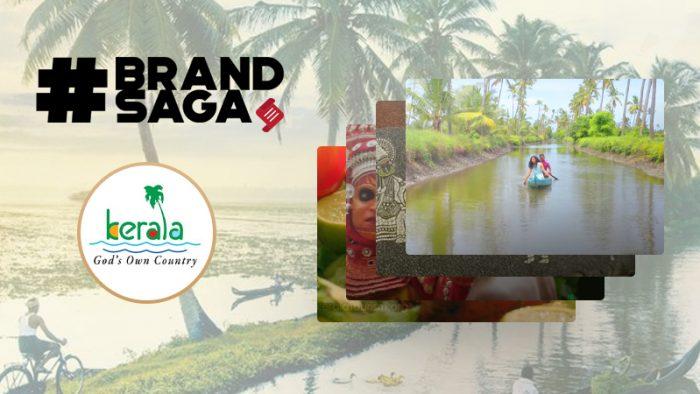 Kerala Tourism advertising journey