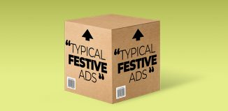 festive ads