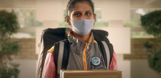 Amazon #DeliverThanks campaign