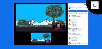 Facebook Co-streaming