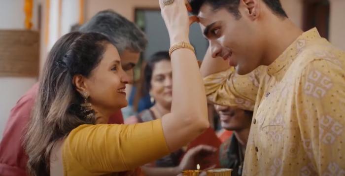 FabIndia Diwali ad