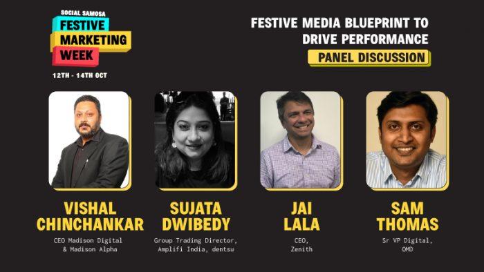 Festive Media Blueprint to drive performance