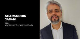Shamsuddin Jasani Wunderman Thompson