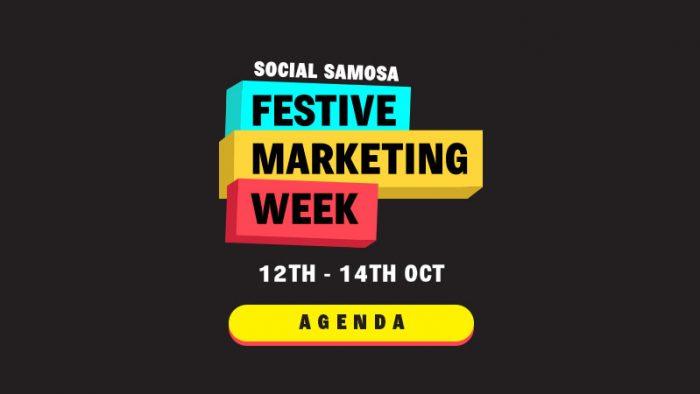 festive marketing week sessions 2021